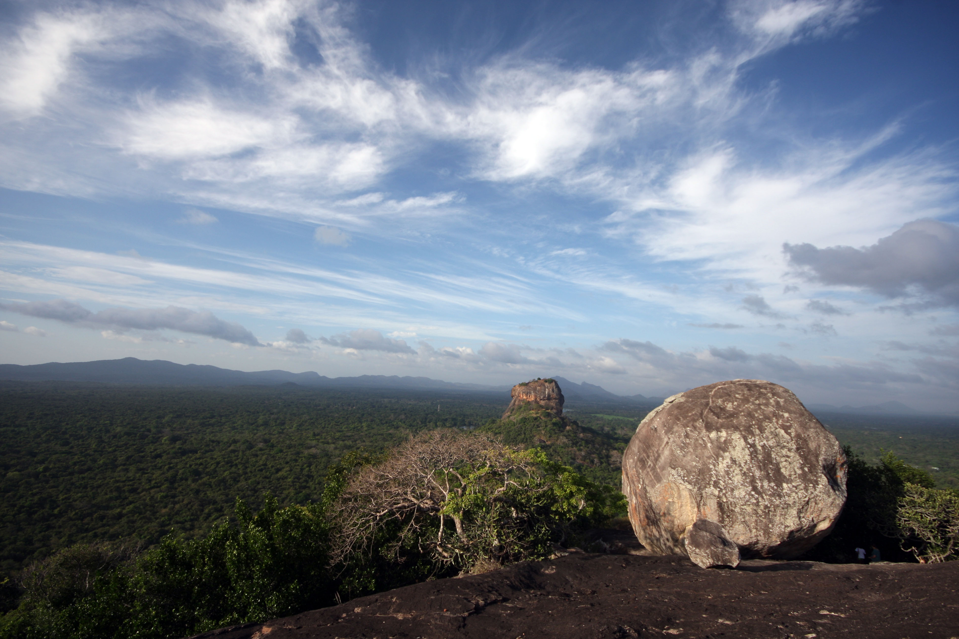 Tales of our Forefathers – Pidurangala Temple Sigiriya