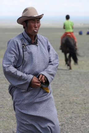 Naadam festival horse race, Chandmani, West Mongolia