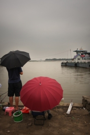 Fishing, Haerbin, Heilongjiang