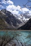 Yihun Lhatso lake, near Manigango, NW Sichuan